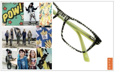 5cf0f47783 Dutz Eyewear Striking Stripes brillen voor kids!